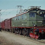 Lokomotiv El 5 driftsutgave