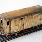 Gf3 type 2, godsvogn med lavt bremsehus