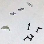 Buffere, bremseslanger og andre deler på lager