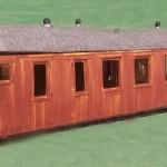 Nyhet: Styre- og mellomvogner type 65